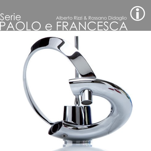 Ritmonio | Armaturenserie Paulo e Francesca