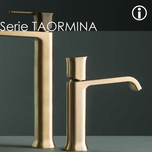 Ritmonio | Armaturenserie Taormina