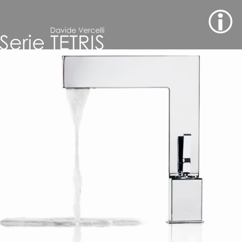 Ritmonio | Armaturenserie Tetris