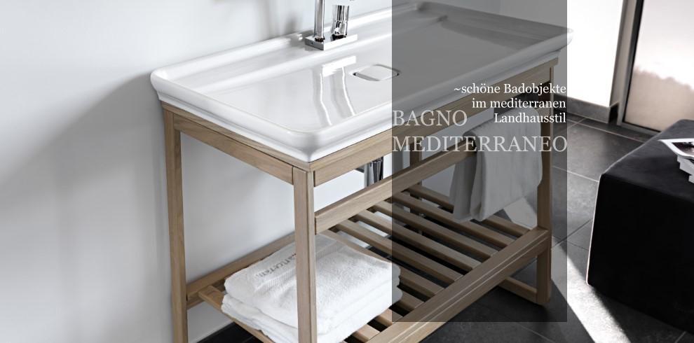 b der und badobjekte im mediterranen stil designb der. Black Bedroom Furniture Sets. Home Design Ideas