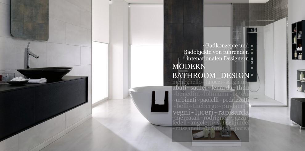 b der und badobjekte in modernem italienischen design trends und klassiker. Black Bedroom Furniture Sets. Home Design Ideas